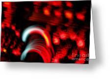 Speed Greeting Card