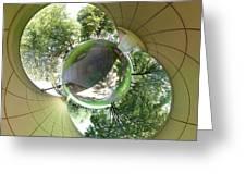 Sphere Greeting Card
