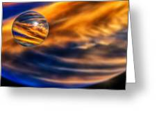 Sphere Of Influence Greeting Card