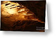 Spindles II - Cave Greeting Card