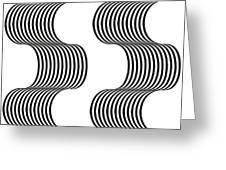 Spiral_02 Greeting Card