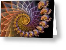 Spiralined Greeting Card