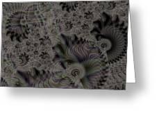 Spiraling Greeting Card