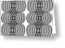 Spirals_01 Greeting Card
