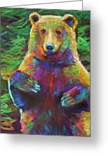Spirit Bear Greeting Card