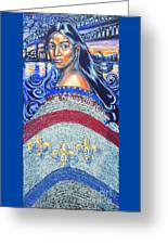 Spirit Of New Orleans/ 300 Years Greeting Card