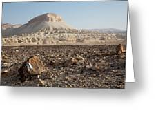 Spirit Of The Desert Greeting Card