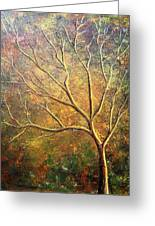 Spirit Tree 5 Greeting Card