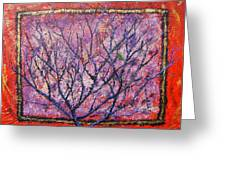 Spirit Tree 6 Greeting Card