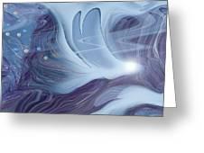 Spirit World Greeting Card