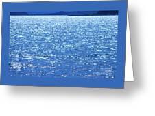 Spirits Of The Ocean Greeting Card