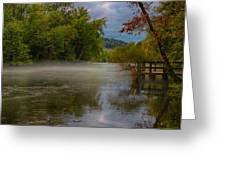 Spirits On The Water Greeting Card