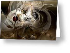 Spiritual Chops Greeting Card