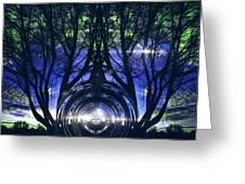Spiritual Roots Greeting Card