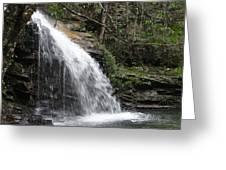 Spiritual Waters Greeting Card
