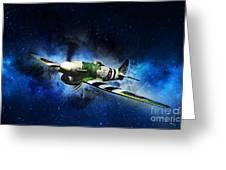 Hawker Typhoon Greeting Card
