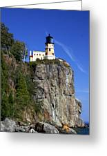 Split Rock 2 Greeting Card by Marty Koch
