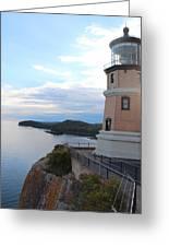 Split Rock Lighthouse Four Greeting Card