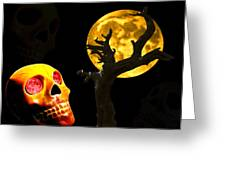 Spooky Night Greeting Card