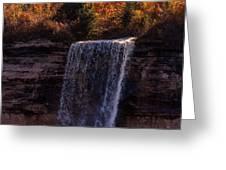 Spray Falls Greeting Card