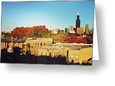 Sprin-time Chi Greeting Card