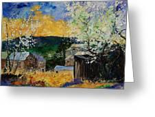 Spring 45 Greeting Card