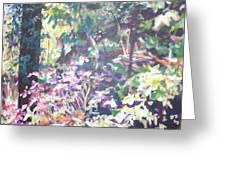 Spring At Maymont Greeting Card