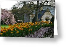Spring At Spring Grove Greeting Card