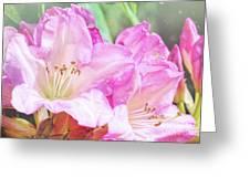 Spring Bling Greeting Card