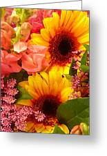 Spring Bouquet 1 Greeting Card