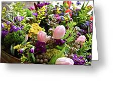 Spring Bouquet 2 Greeting Card