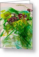 Spring Bursting Greeting Card
