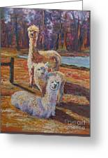 Spring Celebration - Mothers And Child Greeting Card
