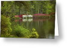 Spring Daze Greeting Card
