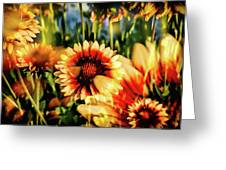 Spring Fling Greeting Card