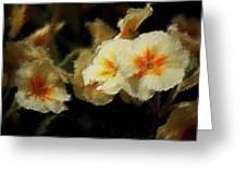 Spring Floral Greeting Card