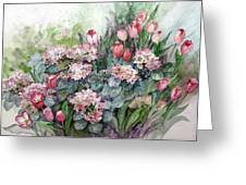 Spring Forth In Beauty Greeting Card