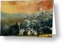 Spring In Gendon Greeting Card