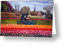 Spring In Holland3 Greeting Card
