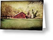 Spring In Nebraska Greeting Card