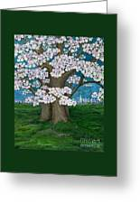 Spring In New York City Greeting Card