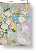 Spring Into Easter Greeting Card