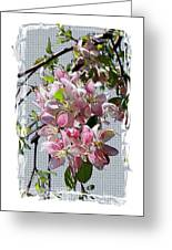 Spring Is Melting Away Greeting Card