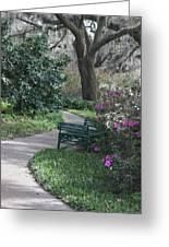 Spring Newness Greeting Card