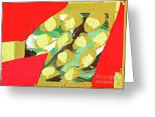 Spring Painting 2 Greeting Card