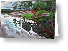 Spring Paradise Greeting Card