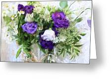 Spring Passion Greeting Card