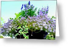 Spring Planter Greeting Card