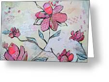 Spring Reverie II Greeting Card