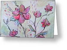 Spring Reverie IIi Greeting Card